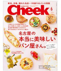 月刊Cheekさんの取材をお受けしました